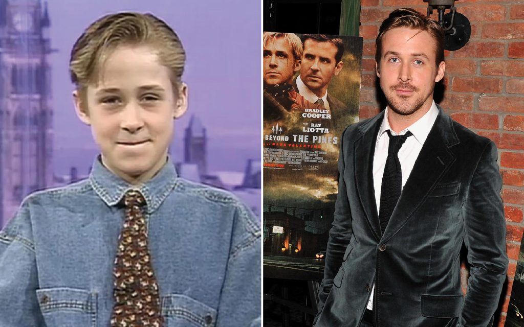 Facts about Ryan Gosling